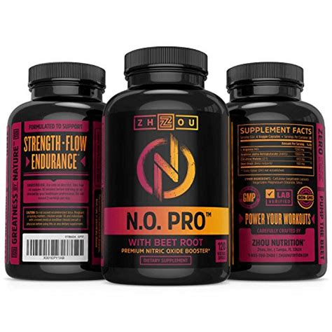 n o supplement reviews zhou n o pro nitric oxide supplement review can it