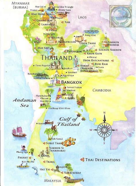 pin  cliffy slocum  lets split asia thailand