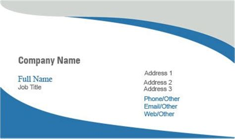 business card preview template business card template designs