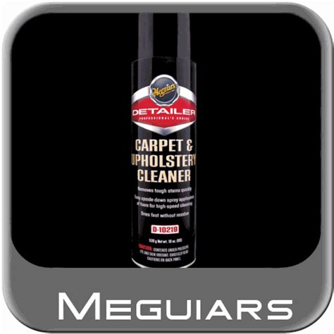 Meguiars Carpet Upholstery Cleaner by Meguiars Carpet And Upholstery Cleaner