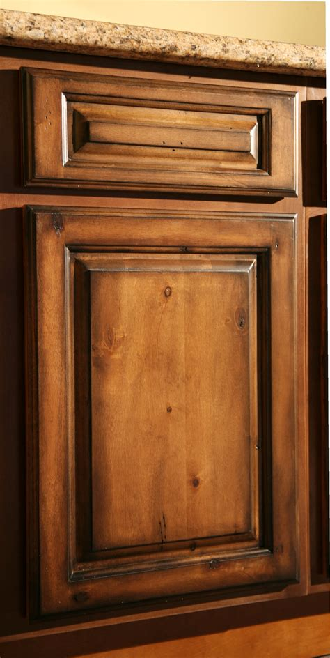 pecan maple glaze kitchen cabinets rustic finish sle