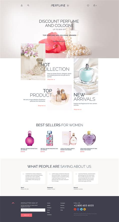 Woocommerce Template cosmetics woocommerce template
