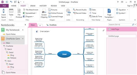 onenote visio pons for visio and onenote v6 0 0 20 office onenote gem