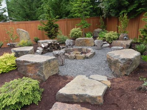 outdoor pits a way to enjoy your garden