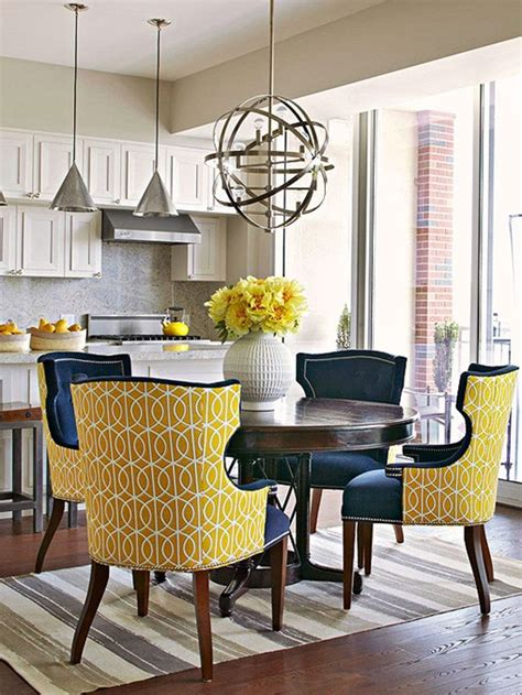 modern yellow dining room furniture home design and