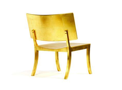 Golden Chairs by Golden Chair By Fredrik Mattson Chairblog Eu