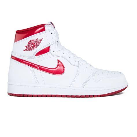Nike Air 1 Retro nike air 1 retro high og white varsity