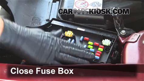 Control De Fusible Interior En Jeep Patriot 2007 2016