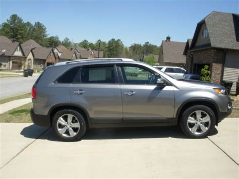 Buy Used Kia Sorento Buy Used 2013 Kia Sorento Ex 2 4l Fwd Leather