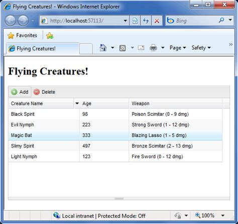 repository pattern linq2sql generating flying creatures in nosql ravendb with c asp