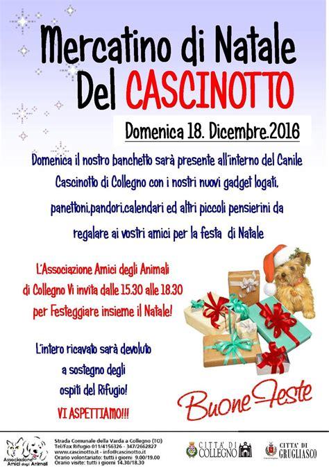 mercatino alimentare volantino 18 dicembre cascinotto magazine