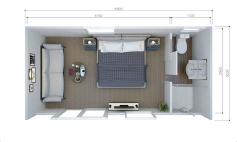 3 Bedroom Open Floor Plans Portable Sleepout With Bathroom 6m X 2 8m Unit2go Nz Wide