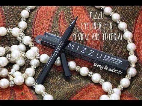 Mizzu Remove It Mizzu how to reshape your shape and mizzu eyeliner pen