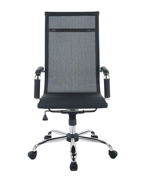 modern black fabric office chair 44f14a blk