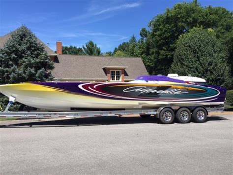 cigarette gladiator boat for sale 2003 cigarette gladiator powerboat for sale in south carolina
