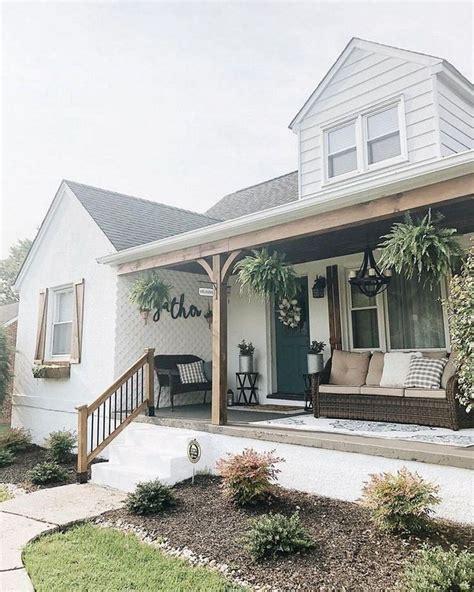 amazing farmhouse front porch decorating ideas