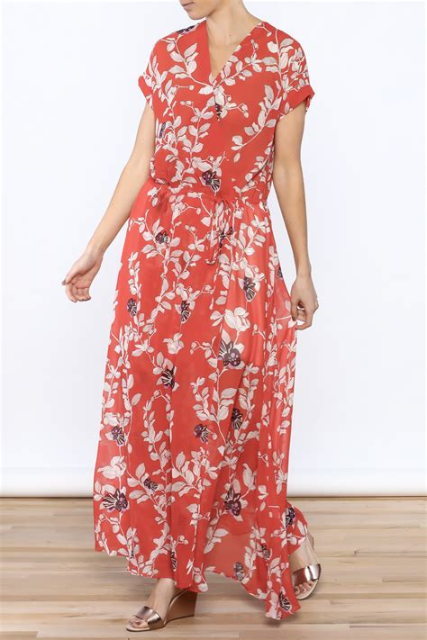 Cardi Batik Maxi Sogan Cap bio floral maxi dress from naples by bio new york shoptiques