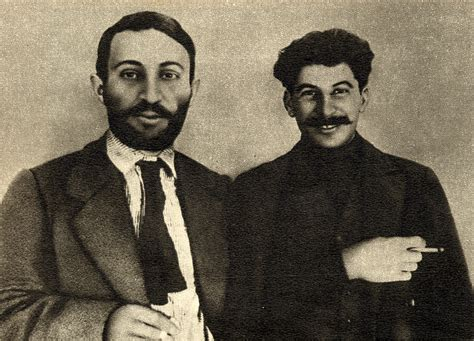 Beria Size S file joseph stalin and suren spandarjan 1915 jpg