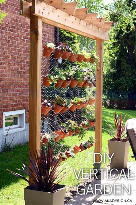 Terracotta Pot Vertical Garden 13 Inspiring Projects That Use Mini Terracotta Pots