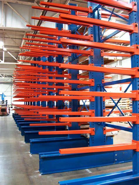 photos of cantilever rack for lumber storage racks