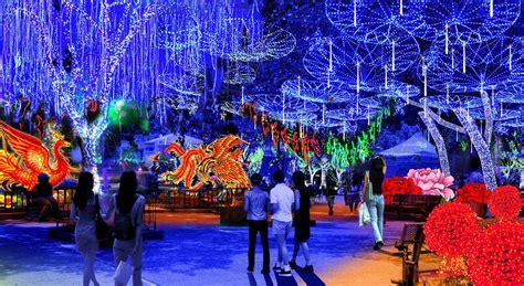 light show christmas lights winter global winter vip limo lights tour is live land yacht limos