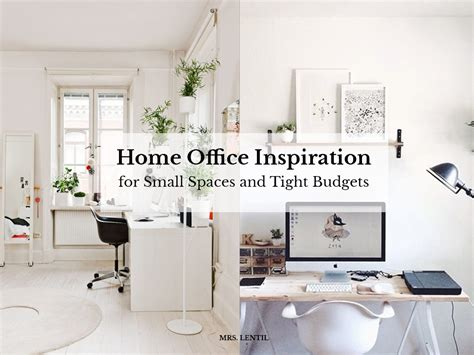 black and white home design inspiration home office insipiration for small spaces and tight
