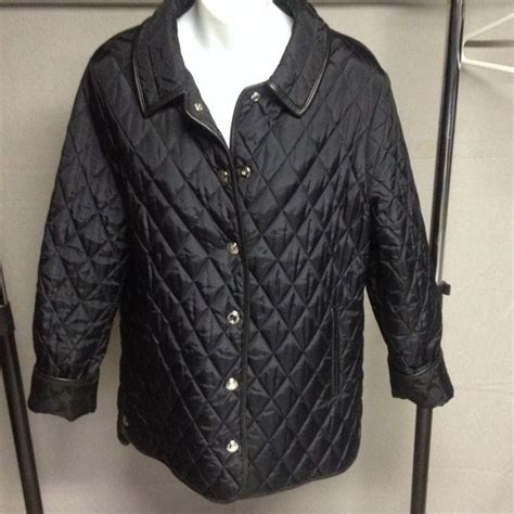 Coach Quilted Jacket Womens by 55 Coach Jackets Blazers Coach Quilted Jacket