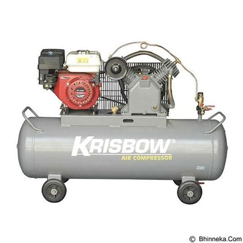 Kompresor Angin Krisbow Jual Krisbow Air Compressor 3hp 120l 12bar Gasoline