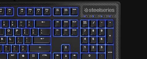 Keyboard Steelseries Apex 100 steelseries apex 100 gaming keyboard gadget reviews