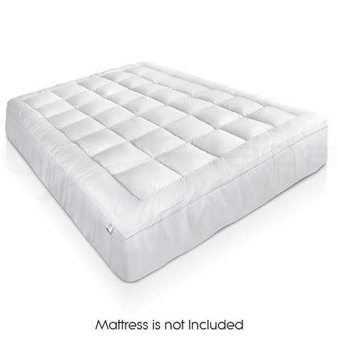 Mattress Refresher by Prime Pillowtop Mattress Topper Memory Resistant Protector