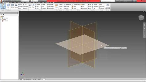 auto desk students autodesk inventor beginner tutorial part 1 modeling