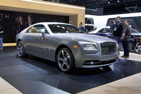 rolls royce wraith 2016 2016 rolls royce wraith inspired by autos ca