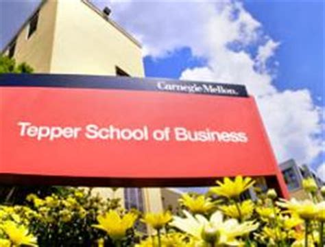 Carnegie Mellon Tepper School Of Business Mba by Carnegie Mellon Tepper