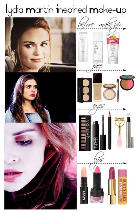 lydia martin makeup quot teen wolf lydia martin inspired make up quot by staystronng