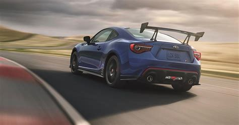 Brz Subaru by 2018 Subaru Brz Ts Is Ready For The Track The Torque Report