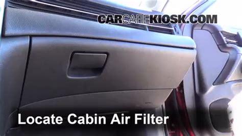 cabin filter replacement chevrolet malibu 2013 2013
