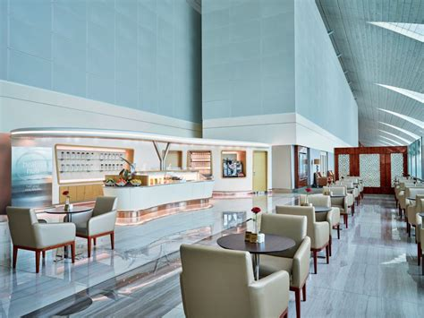 emirates business lounge dubai emirates opens access to premium lounges at dubai airport
