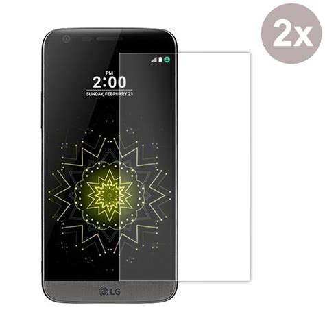 Tempered Glass Lg G5 by Lg G5 Tempered Glass Screen Protector Pdair 10