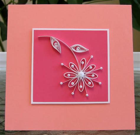 paper craft card ideas how to quill paper 40 free paper quilling patterns