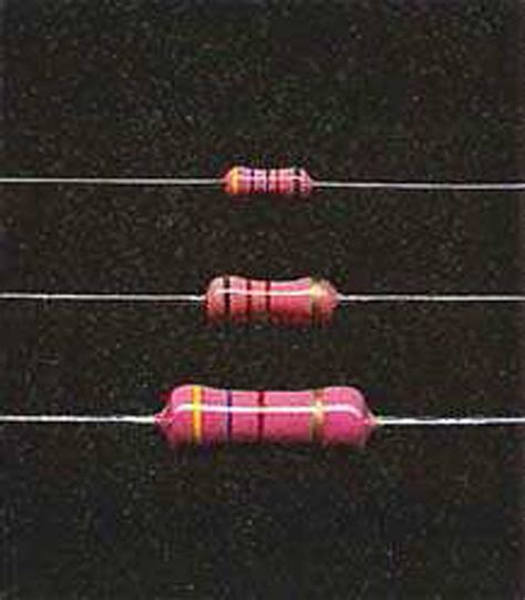pink resistor wire takman carbon resistor diy hifi supply