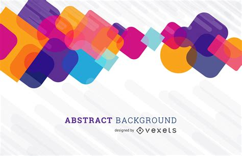 design without background abstract background with colorful shapes vector download