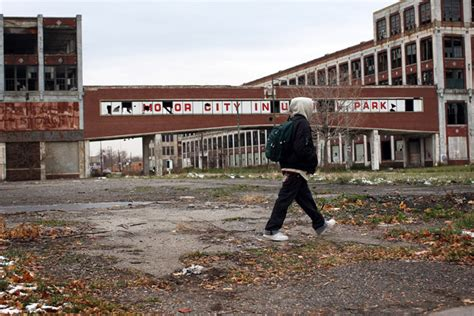 detroit  hunting  packard plant owner