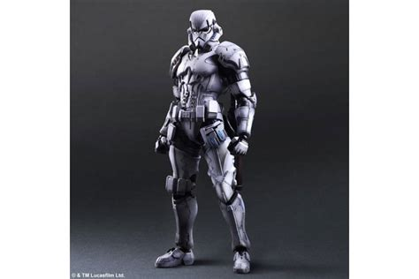 Ad4264 Figure Play Arts No 3 Stormtrooper Wars Kode Gute4130 t12e9 wars variant play arts no 3 stormtrooper square enix mykombini