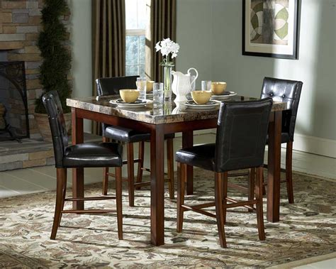 Counter Height Dining Table Set Sale 838 00 Hutchinson 5 Pc Counter Height Dining Set Bar Pub Tables Sets He 273 36 3273