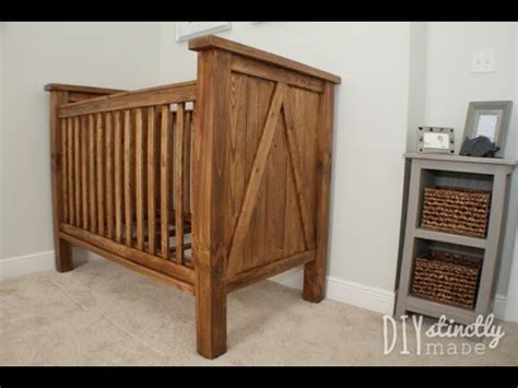 how to make a baby crib how to make wooden baby crib how to save money and do it