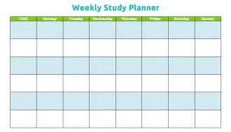 plan of study template studyclix