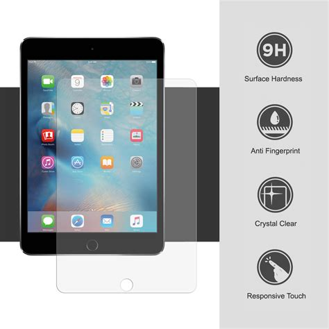 Sale Tempered Glass Apple Mini 1 2 Antigores Screen Guard Merk premium 0 33m tempered glass screen protector for air