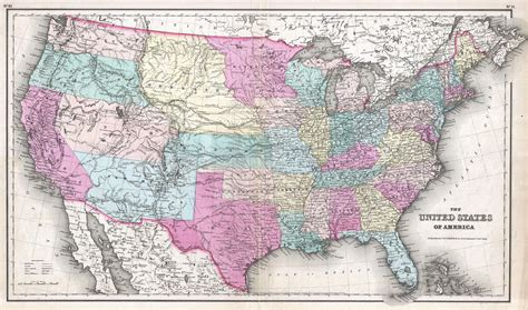 os maps usa colton s map of the usa 1839 1895x1500 os mapporn