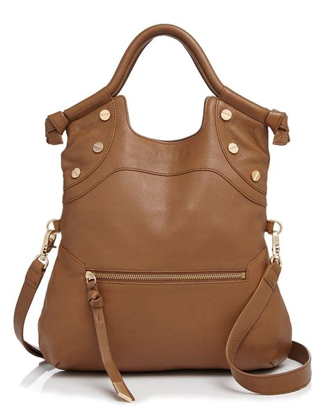 Foley Corinna Fc Tote foley corinna foley corinna fc tote in brown lyst