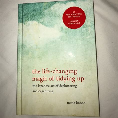 libro the life changing magic of 71 off other the life changing magic of tidying up marie kondo from shiree s closet on poshmark